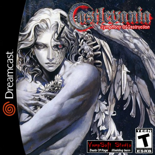 castlevania the lecarde chronicles