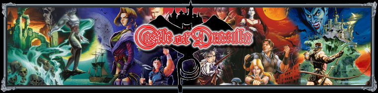 Castlevania, Castle of Dracula