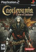 Обложка PS2 Castlevania: Curse of Darkness