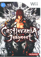 Castlevania: Judgment обложка USA