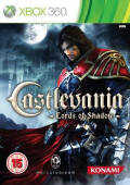 Castlevania: Lords of Shadow EU обложка