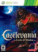 Castlevania: Lords of Shadow US limited обложка