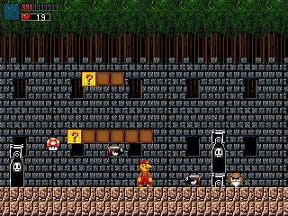 Super Mario XP screenshot
